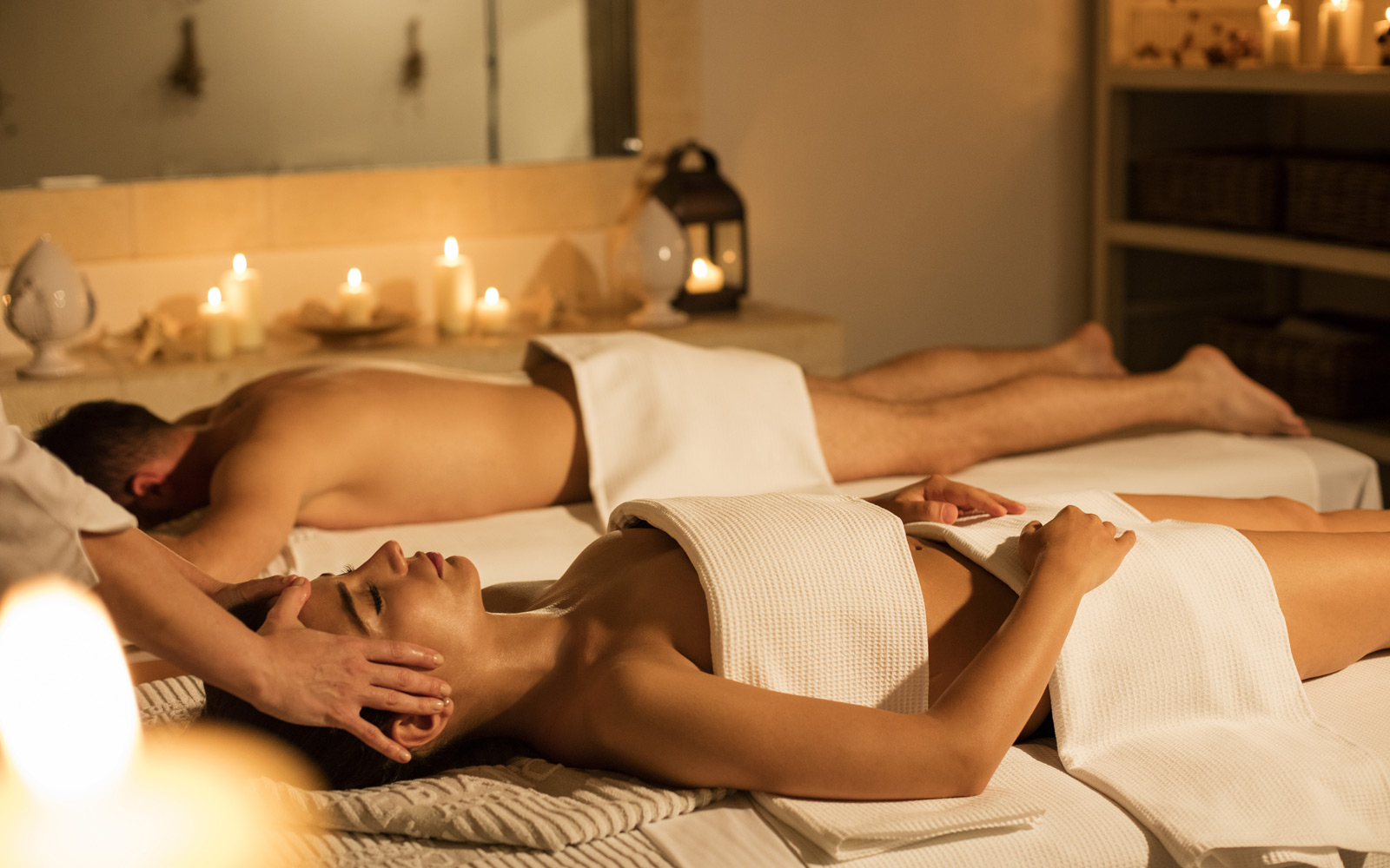 Canne Bianche Aqua Spa Couple Massage