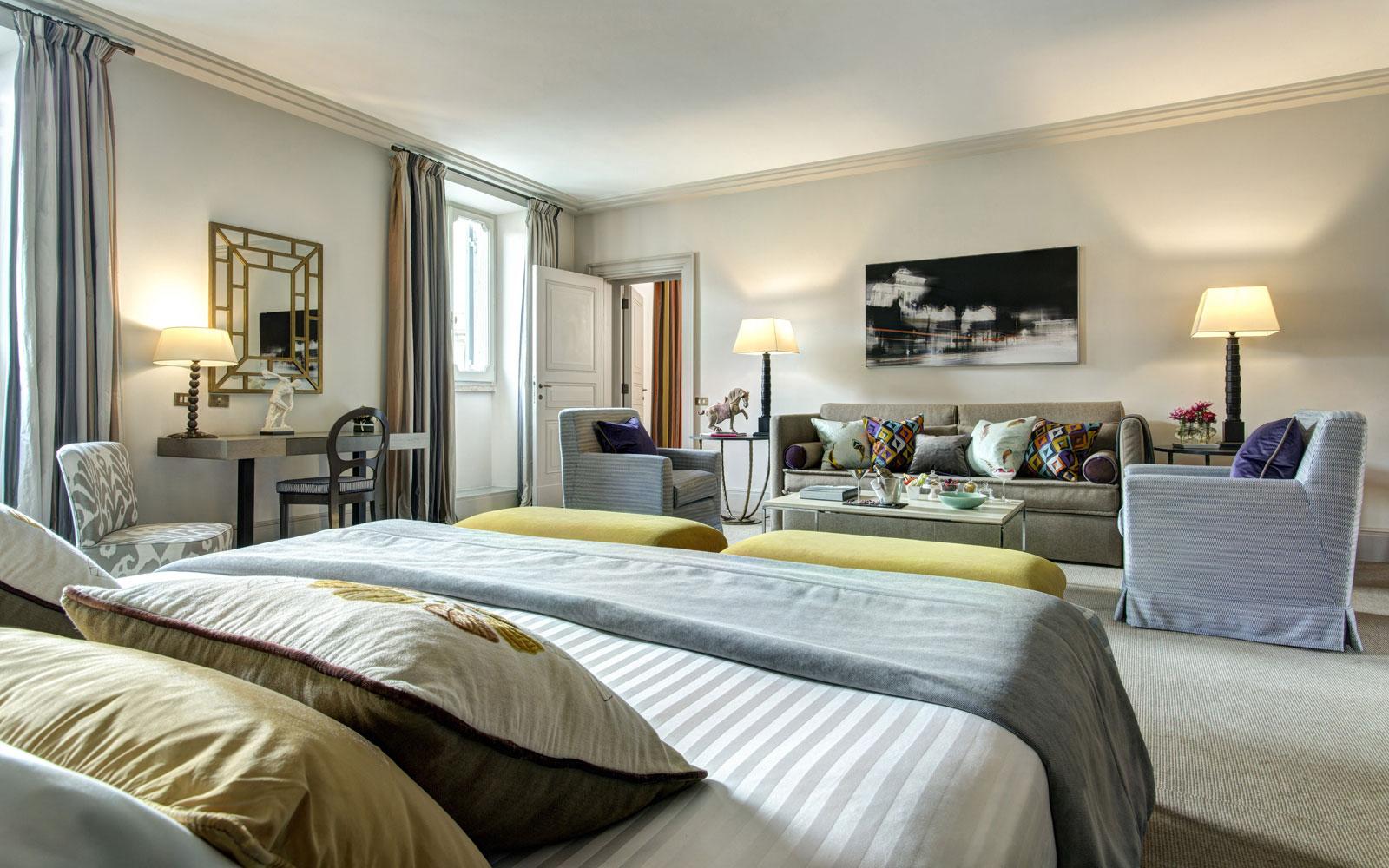 Hotel de Russie Junior Deluxe Suite