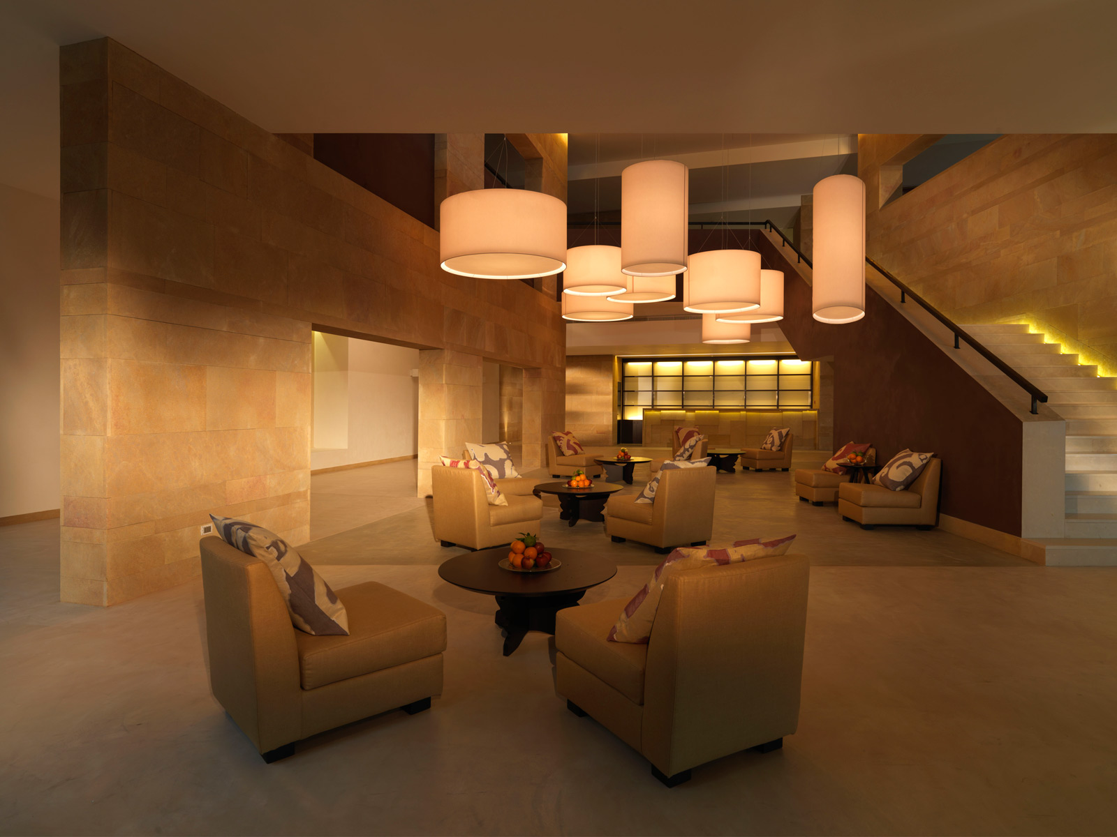 Verdura Resort Lounge Reception