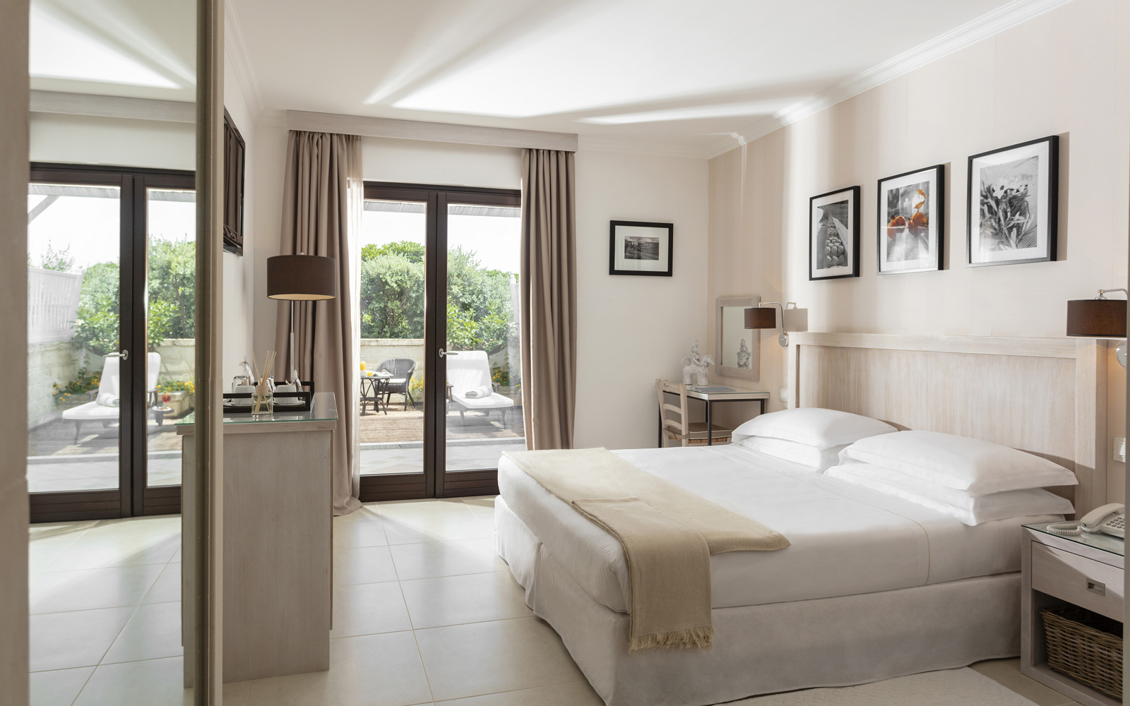 Canne Bianche Classic Room