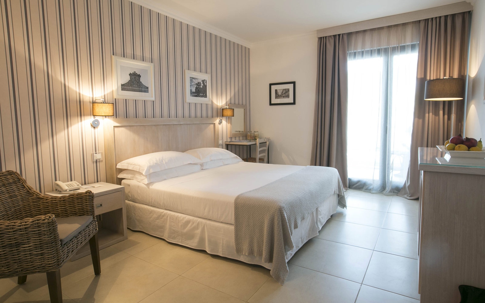 Canne Bianche Superior Room