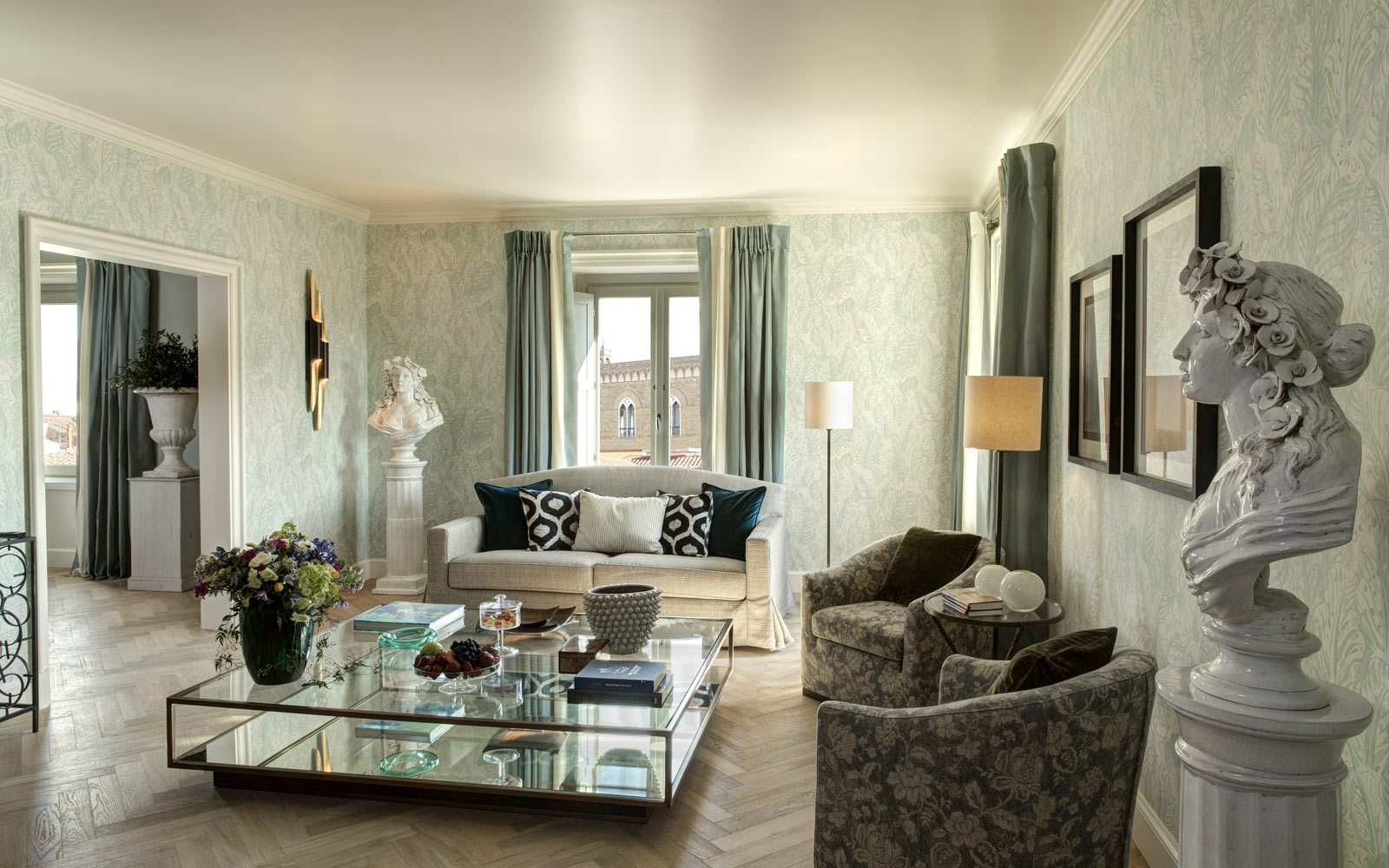 Hotel Savoy Grand View Suite