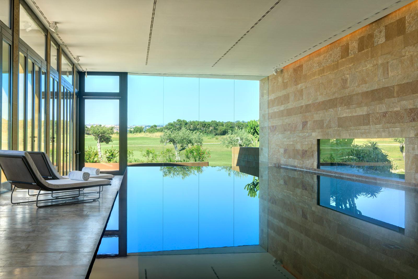 Verdura Resort Indoor Spa Pool