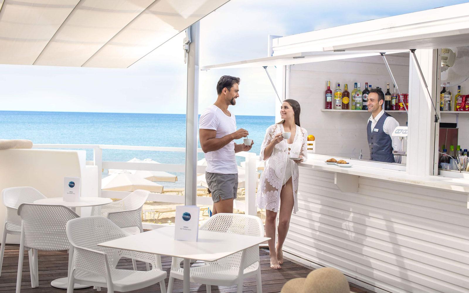Kalidria Hotel & Thalasso Spa Beach bar