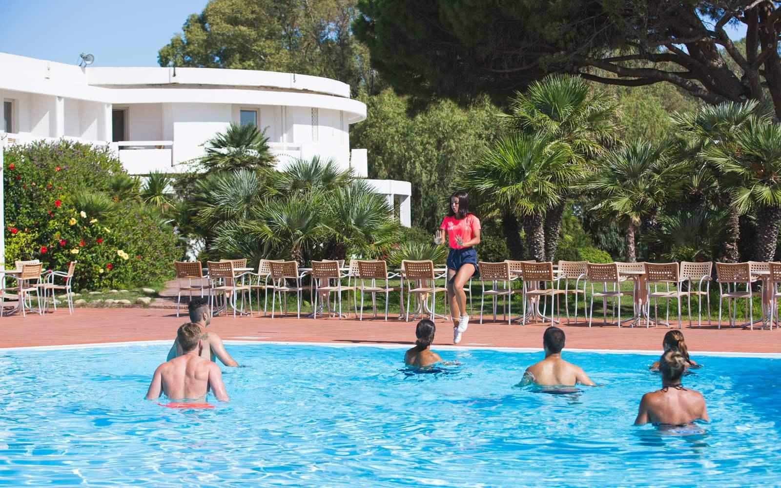Hotel Flamingo Aqua Gym