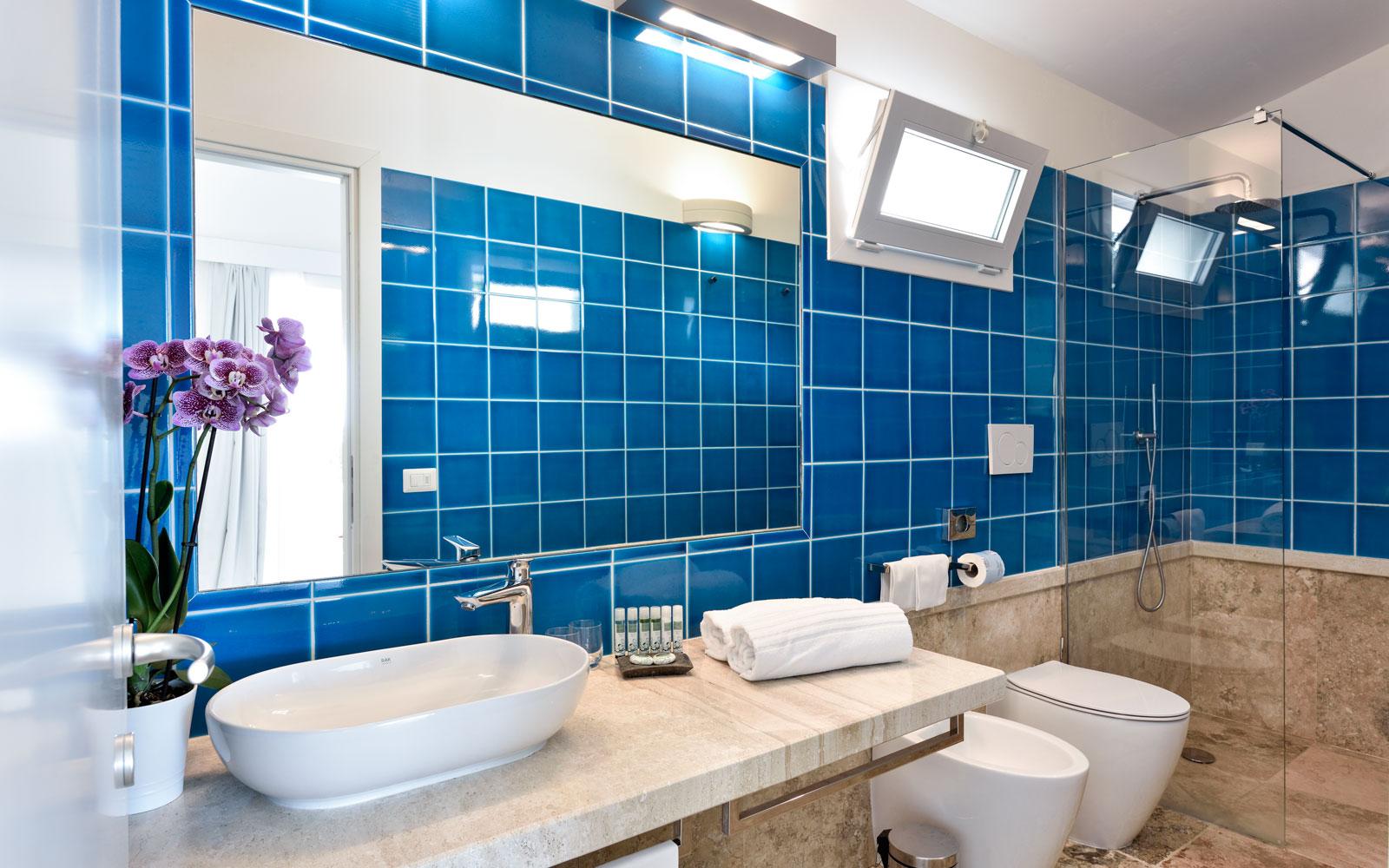 Arbatax Park Resort -  Cottage Bathroom
