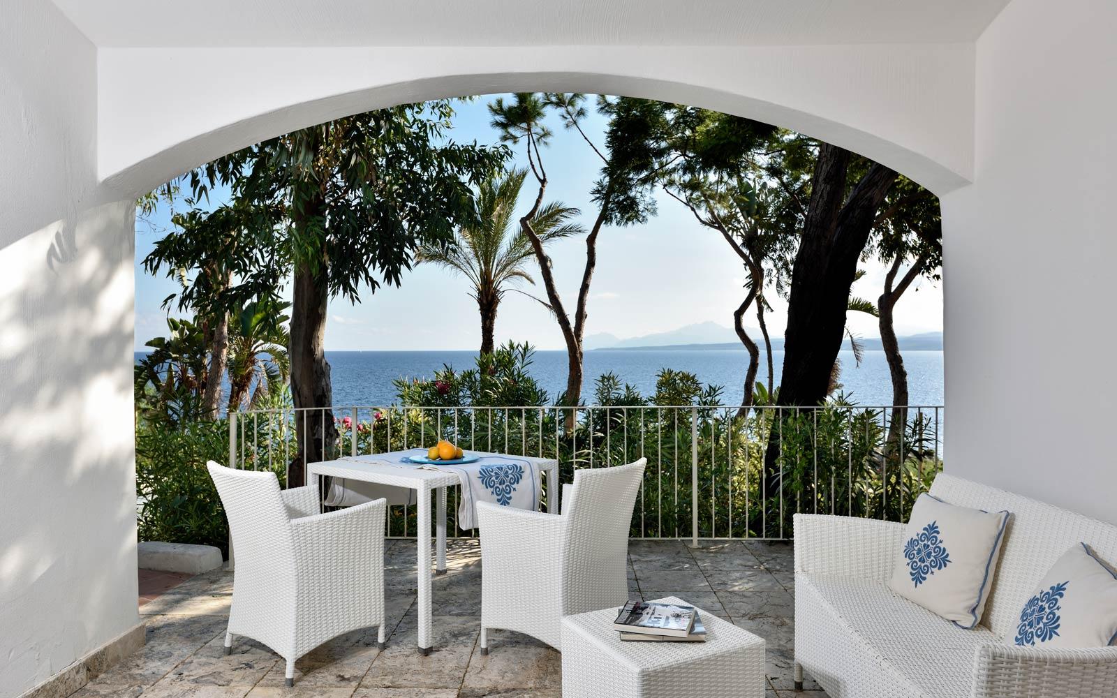 Arbatax Park Resort -  Cottage Room Terrace
