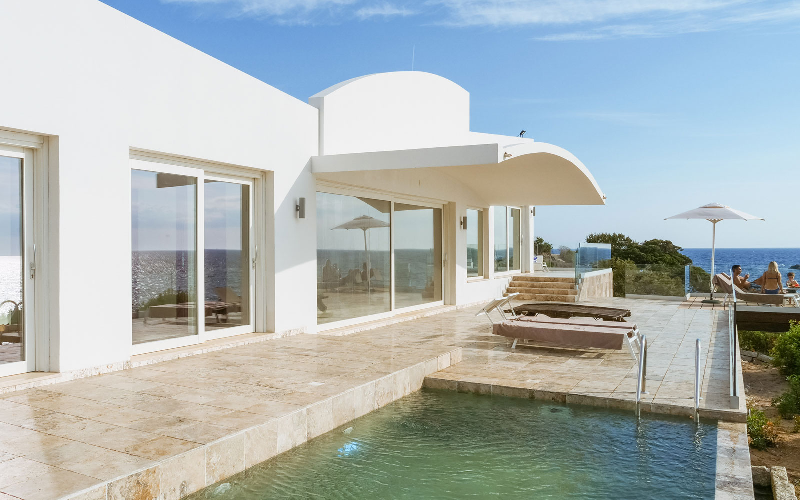 Villa Bellavista at Capo Boi Resort