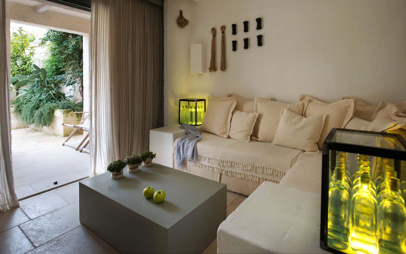 Townhouse Casetta Bella - Living room