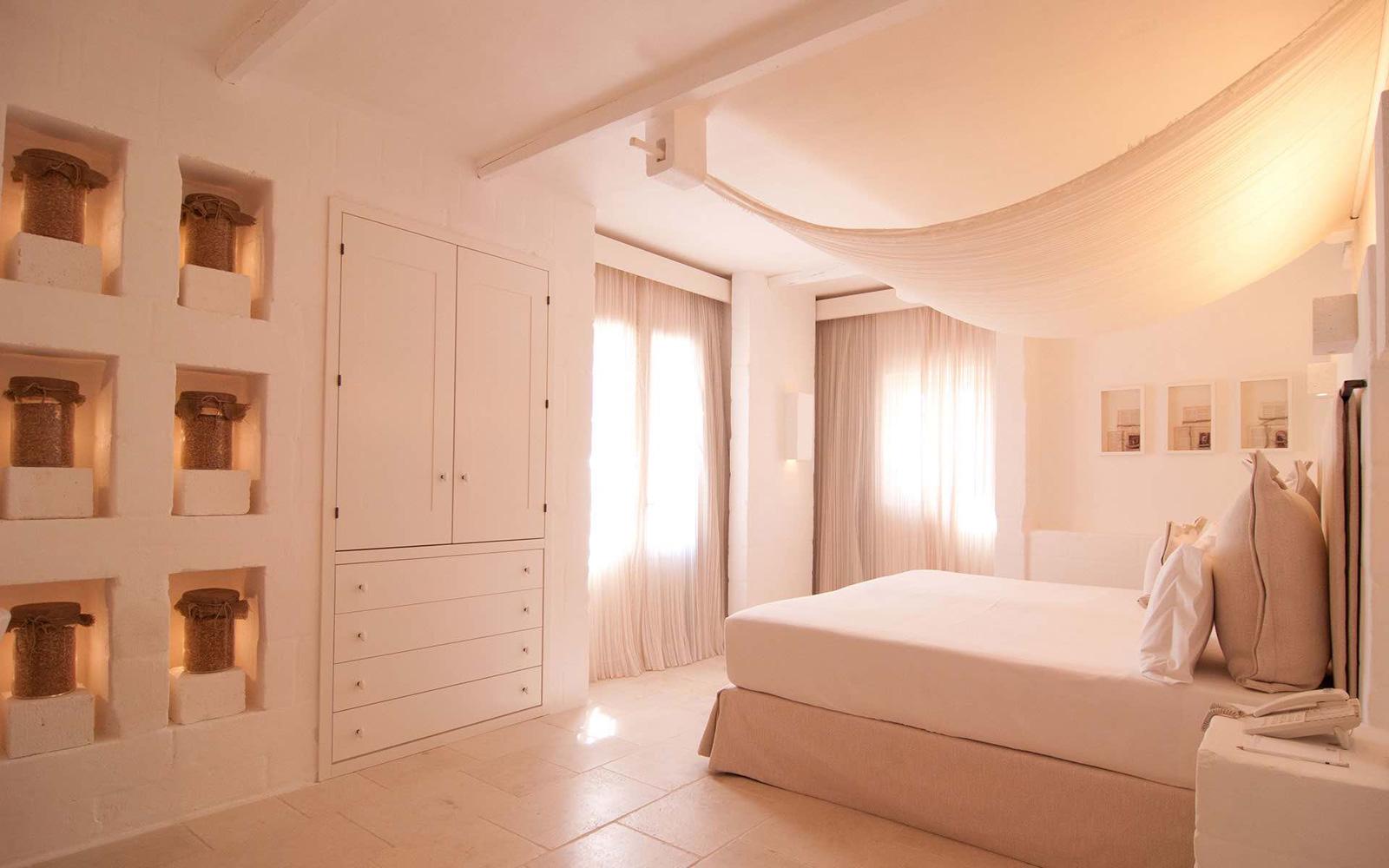 Casetta Splendida - Bedroom
