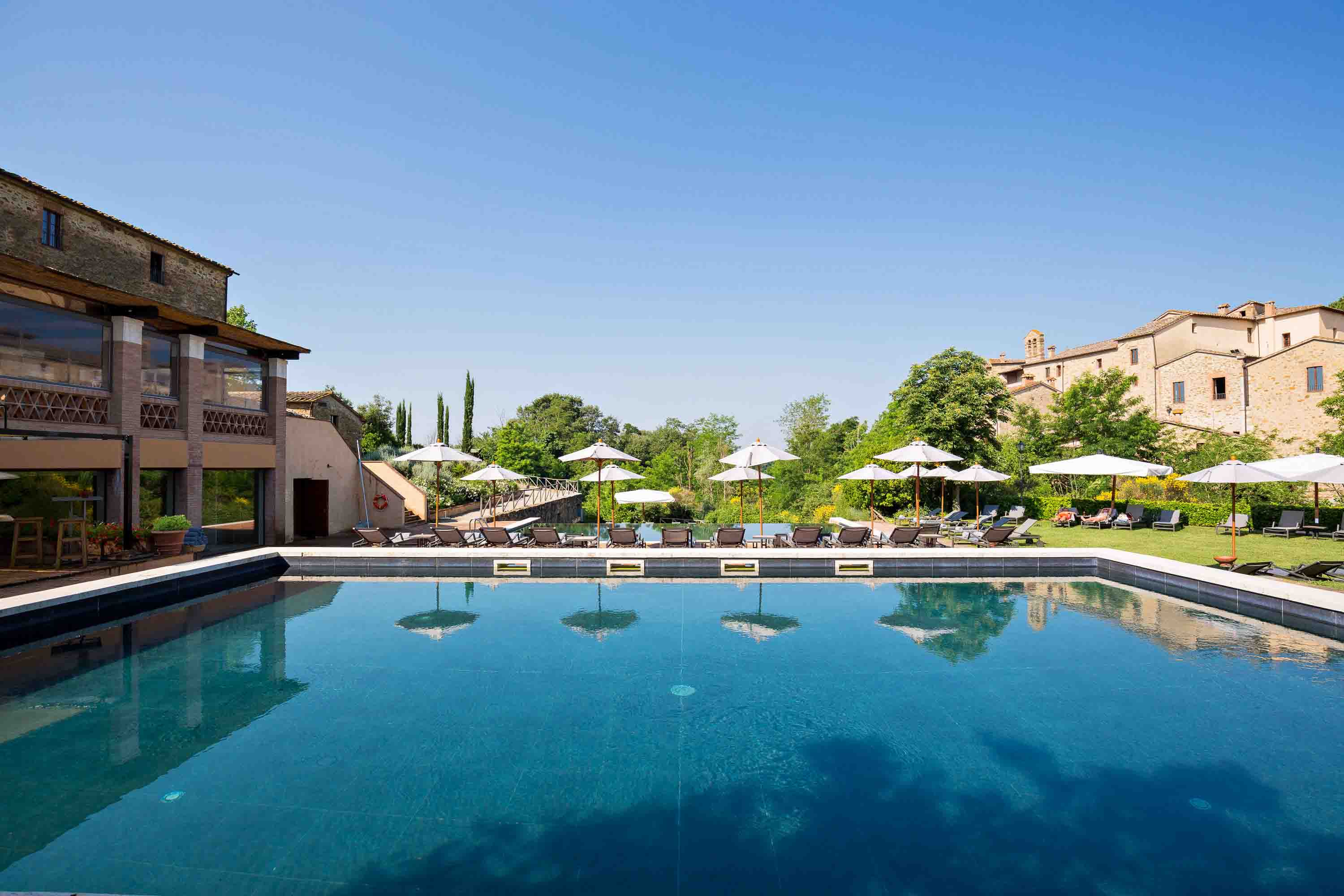 Castel Monastero Tuscan Retreat & Spa