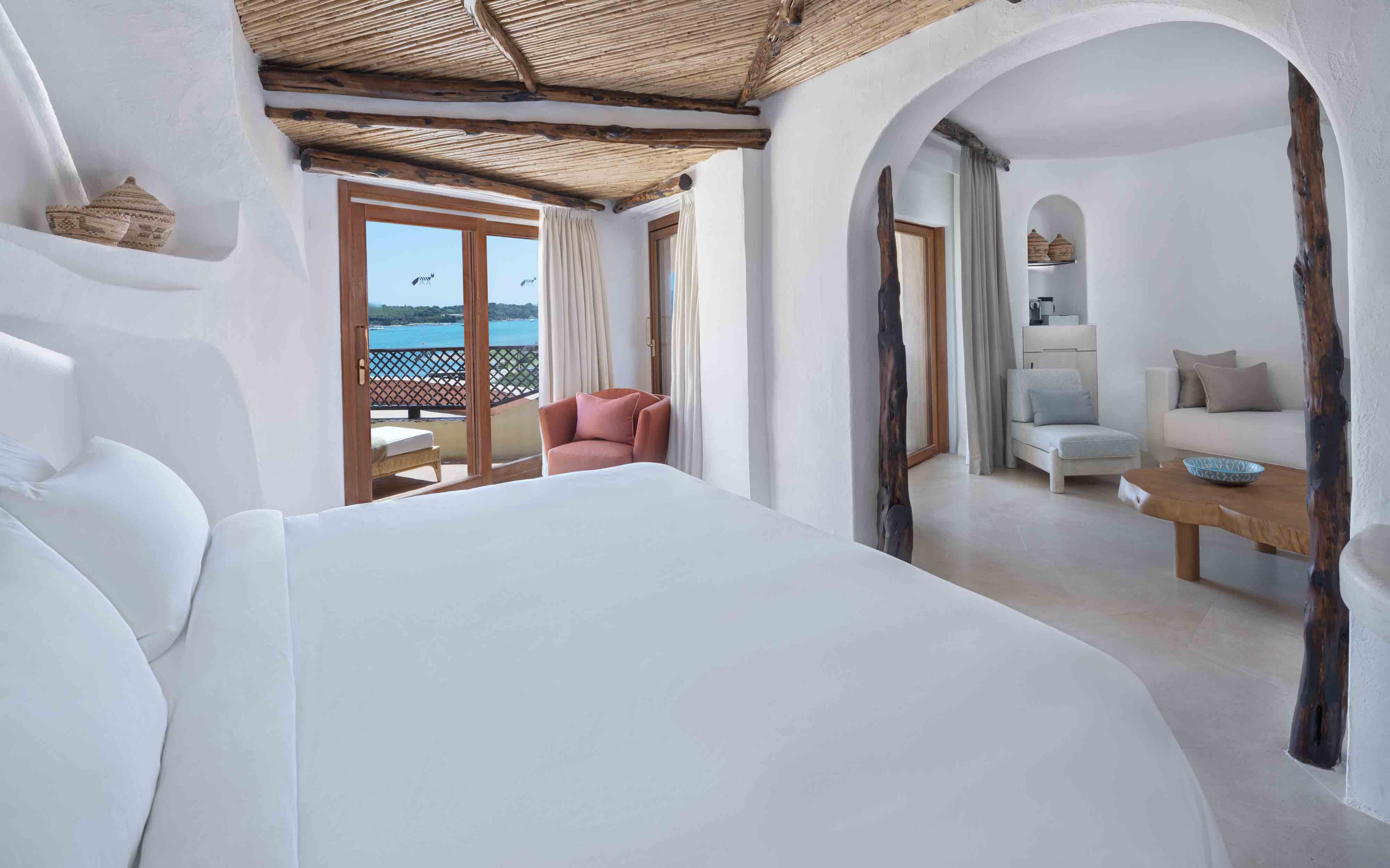 Hotel Cala Di Volpe  Luxury Suite Room