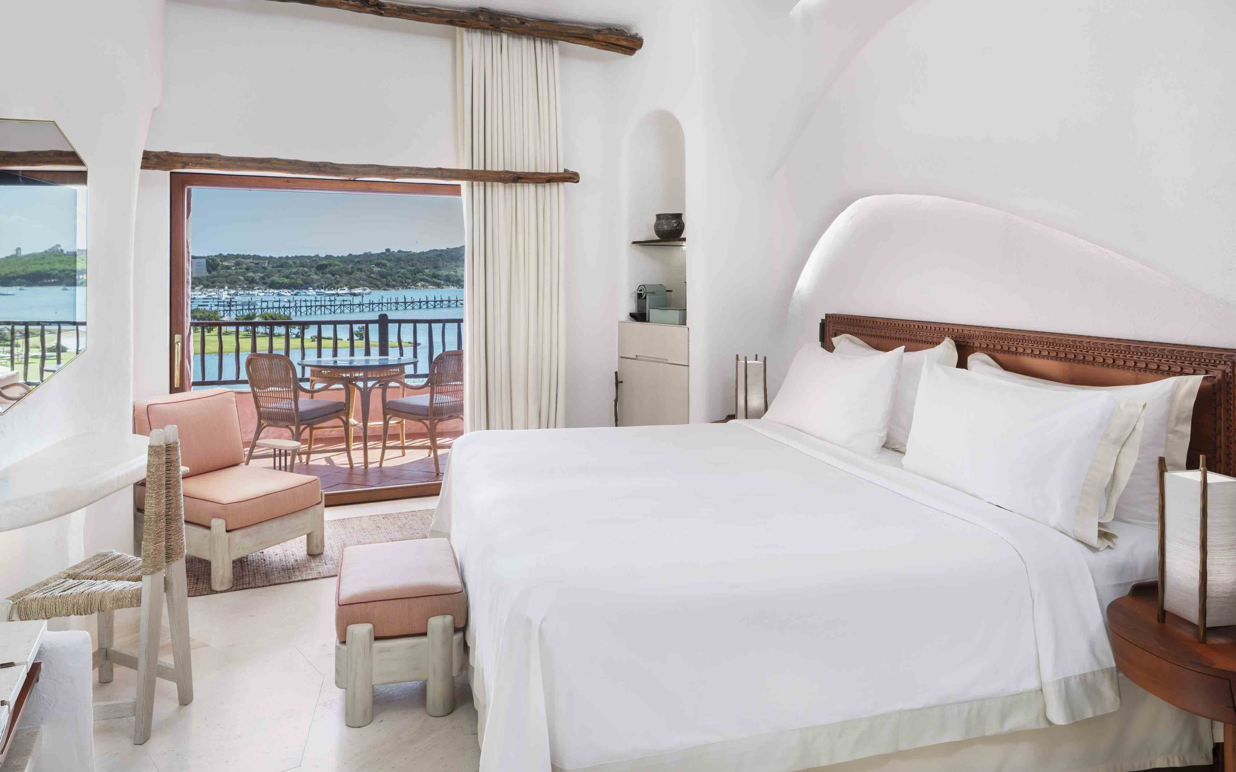 Hotel Cala Di Volpe  Premium Guest Room