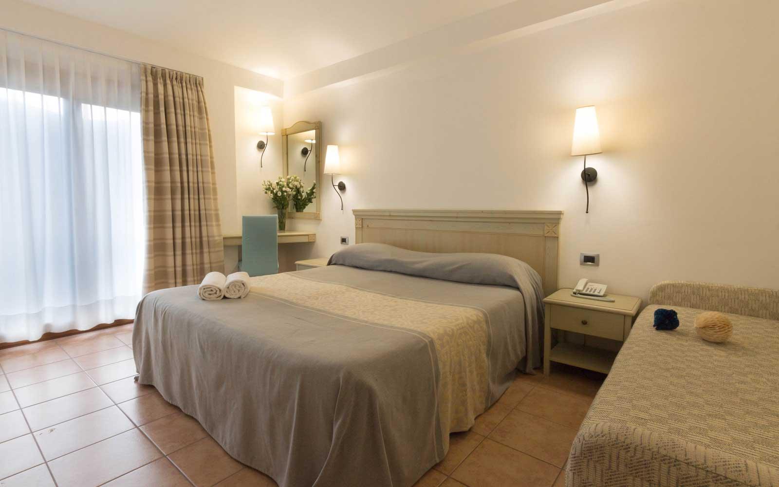 Classic Room at Hotel Brancamaria