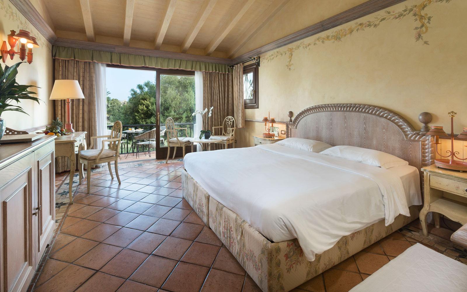Classic Room at Le Palme