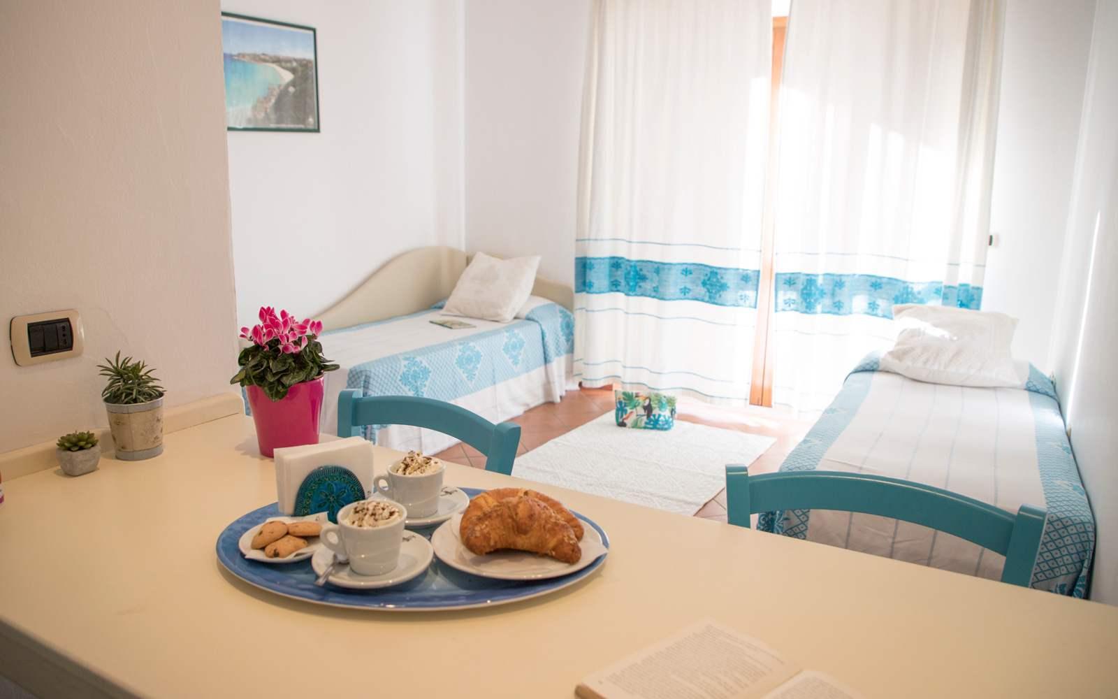 Hotel La Funtana Connecting Balcony Room