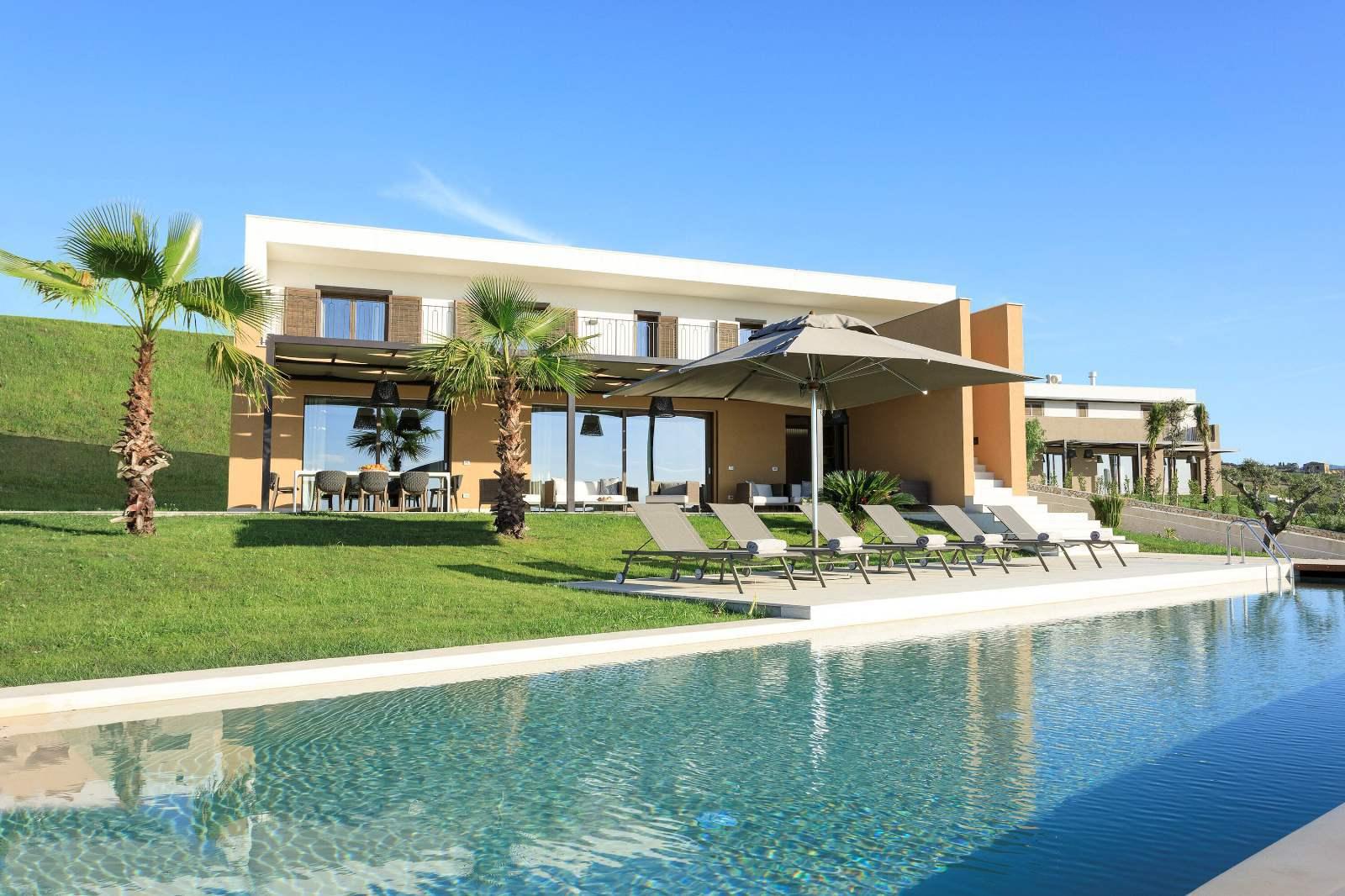 Verdura Resort: Private Villas: room / property / locale photo. Image 15