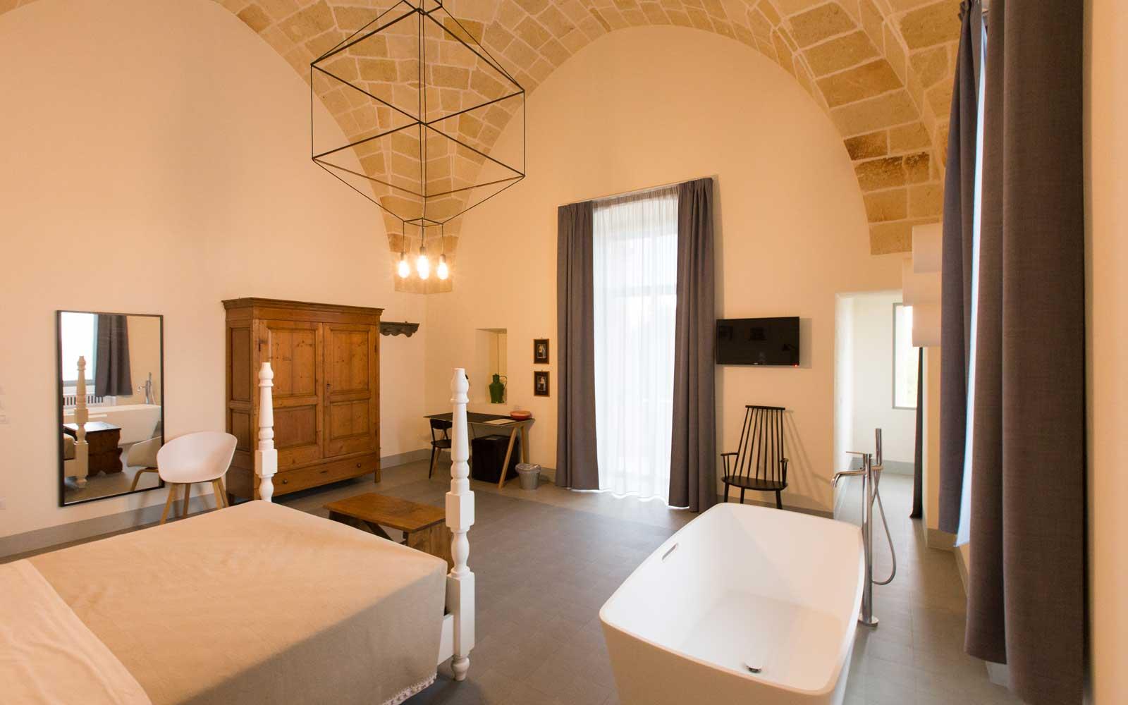 Deluxe Junior Suite at Vinilia Wine Resort