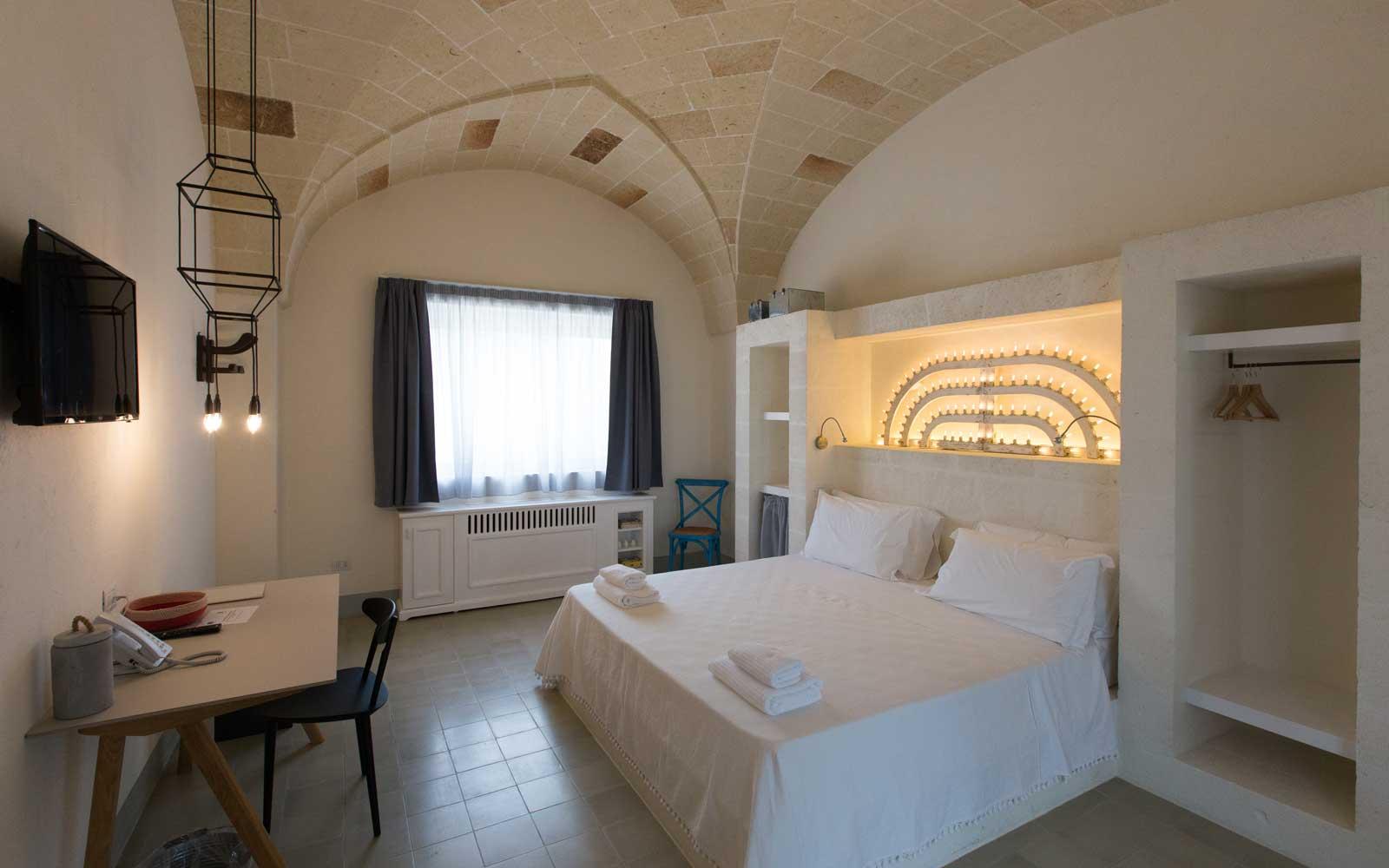 Deluxe Room at Vinilia Wine Resort