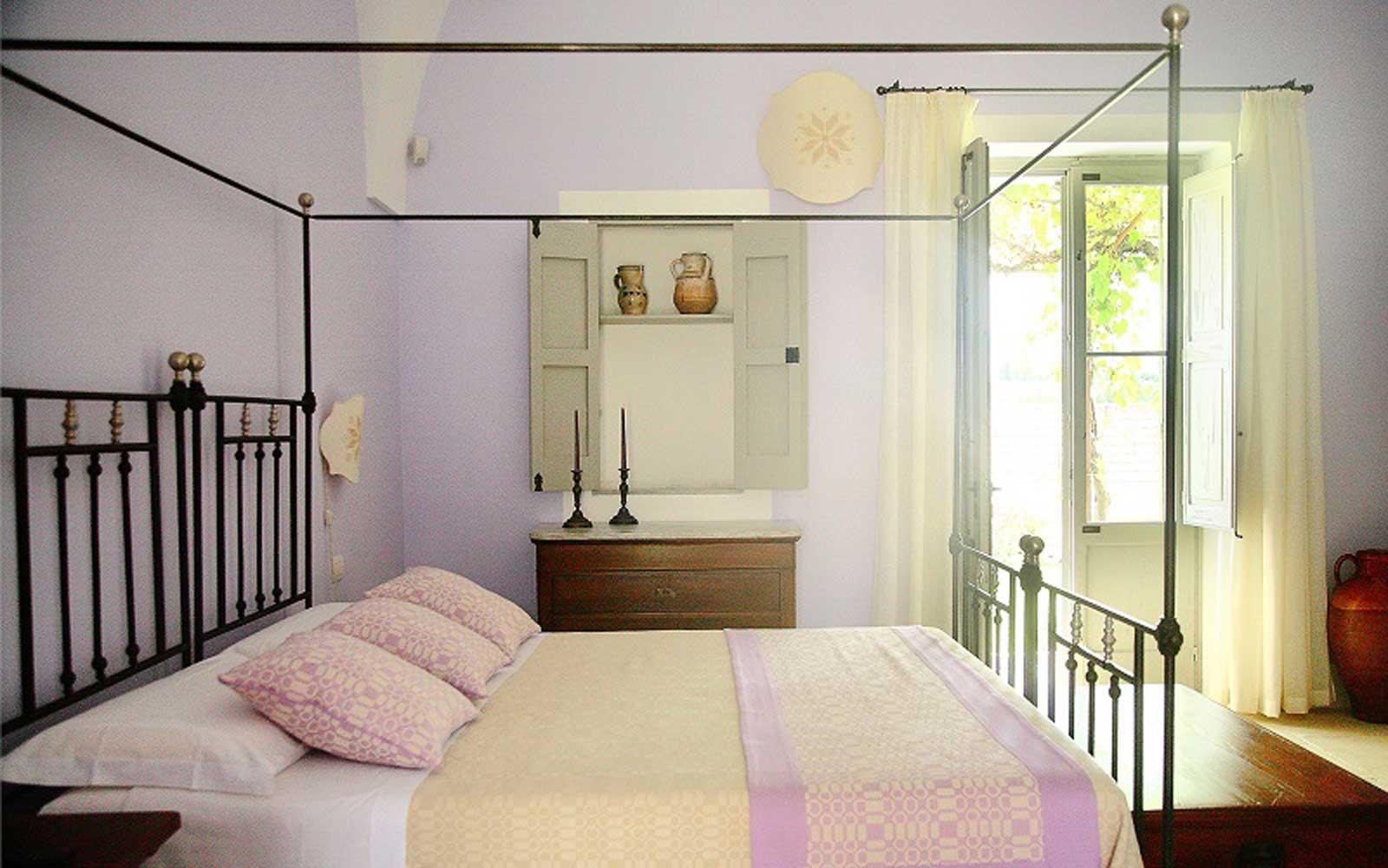 Double Deluxe Room- Lavanda at Naturalis Bio Resort & Spa