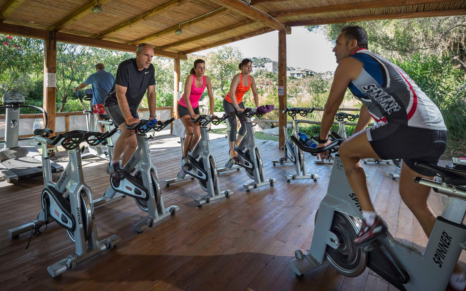Fitness at Le Palme