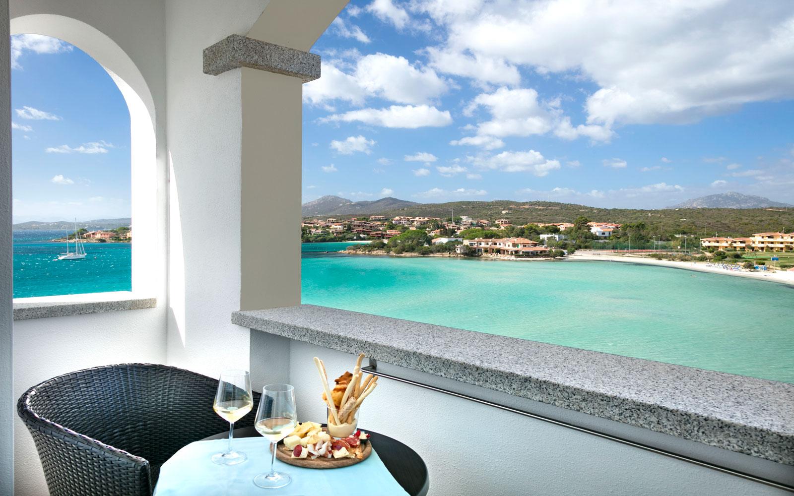 Superior Room at Gabbiamo Azzurro Hotel & Suites