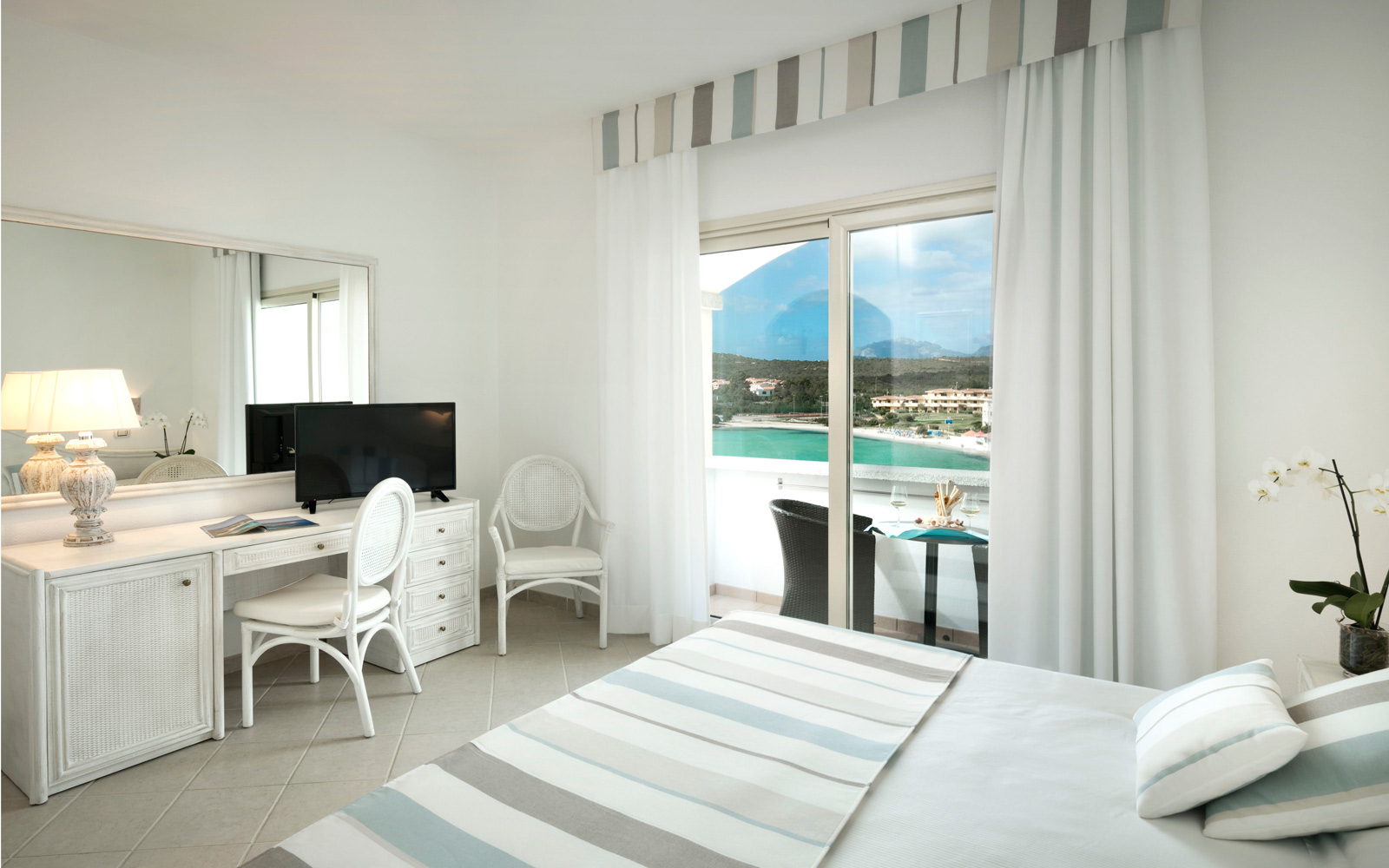 Superior Room at Gabbiano Azzurro Hotel & Suites