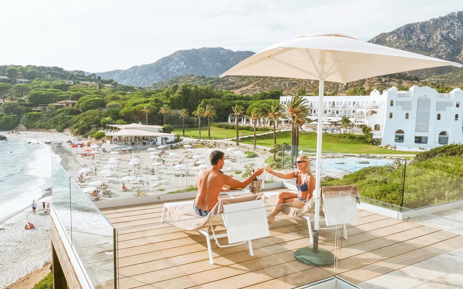 Capo Boi Resort External View
