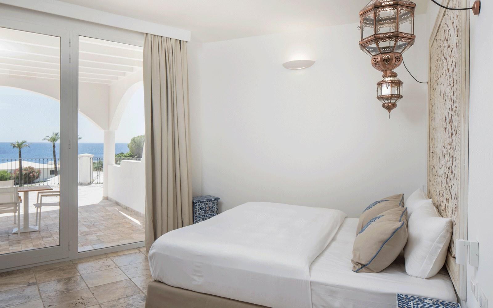 Suite at Capo Boi Resort