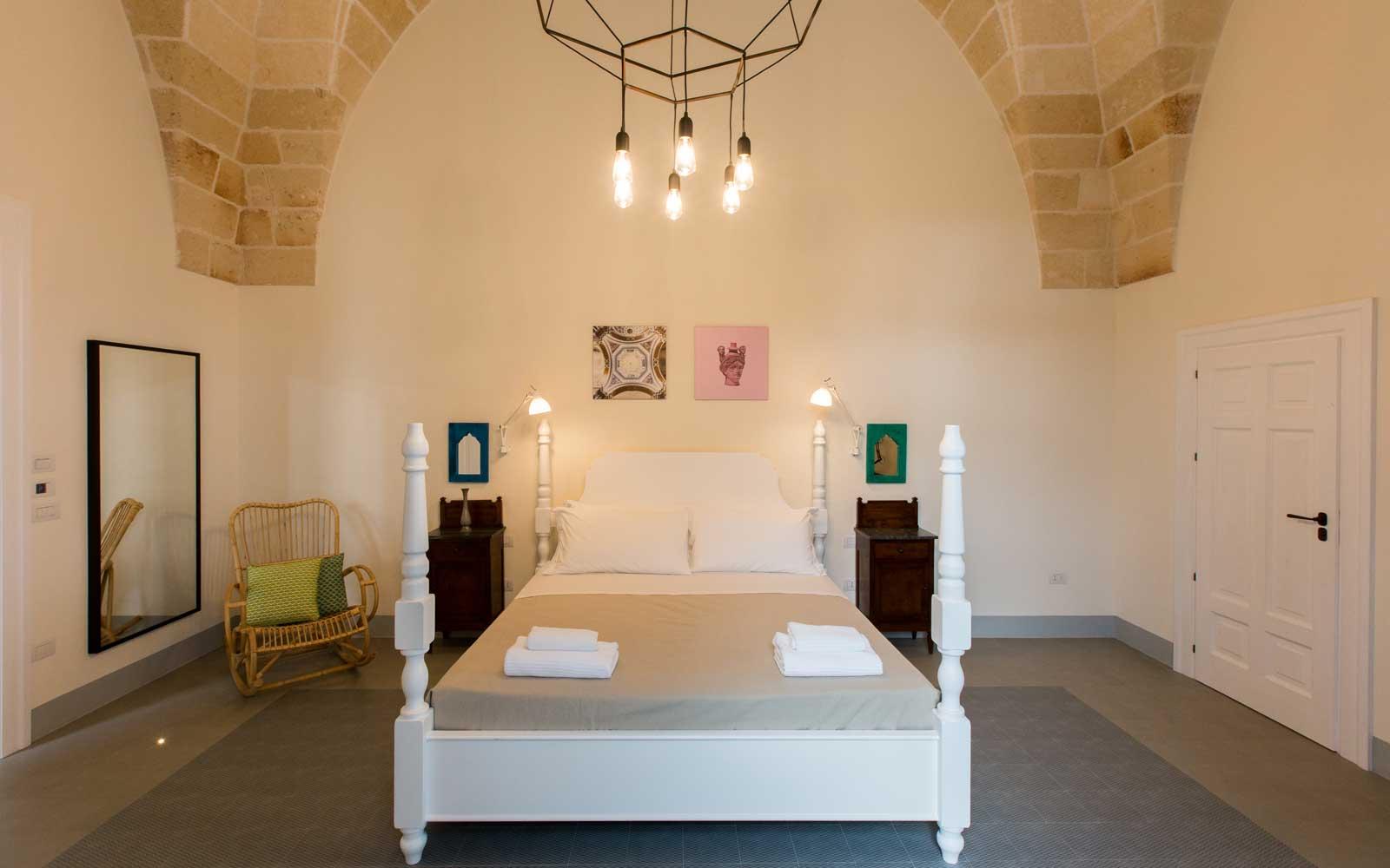 Junior Suite at Vinilia Wine Resort