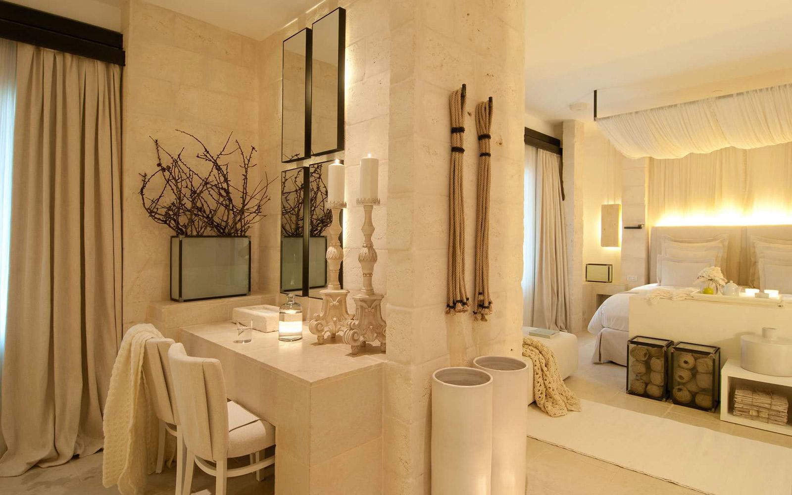 Suite La Egnazia - Bedroom