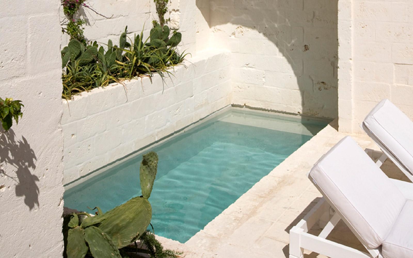 Suite La Egnazia - Private Pool