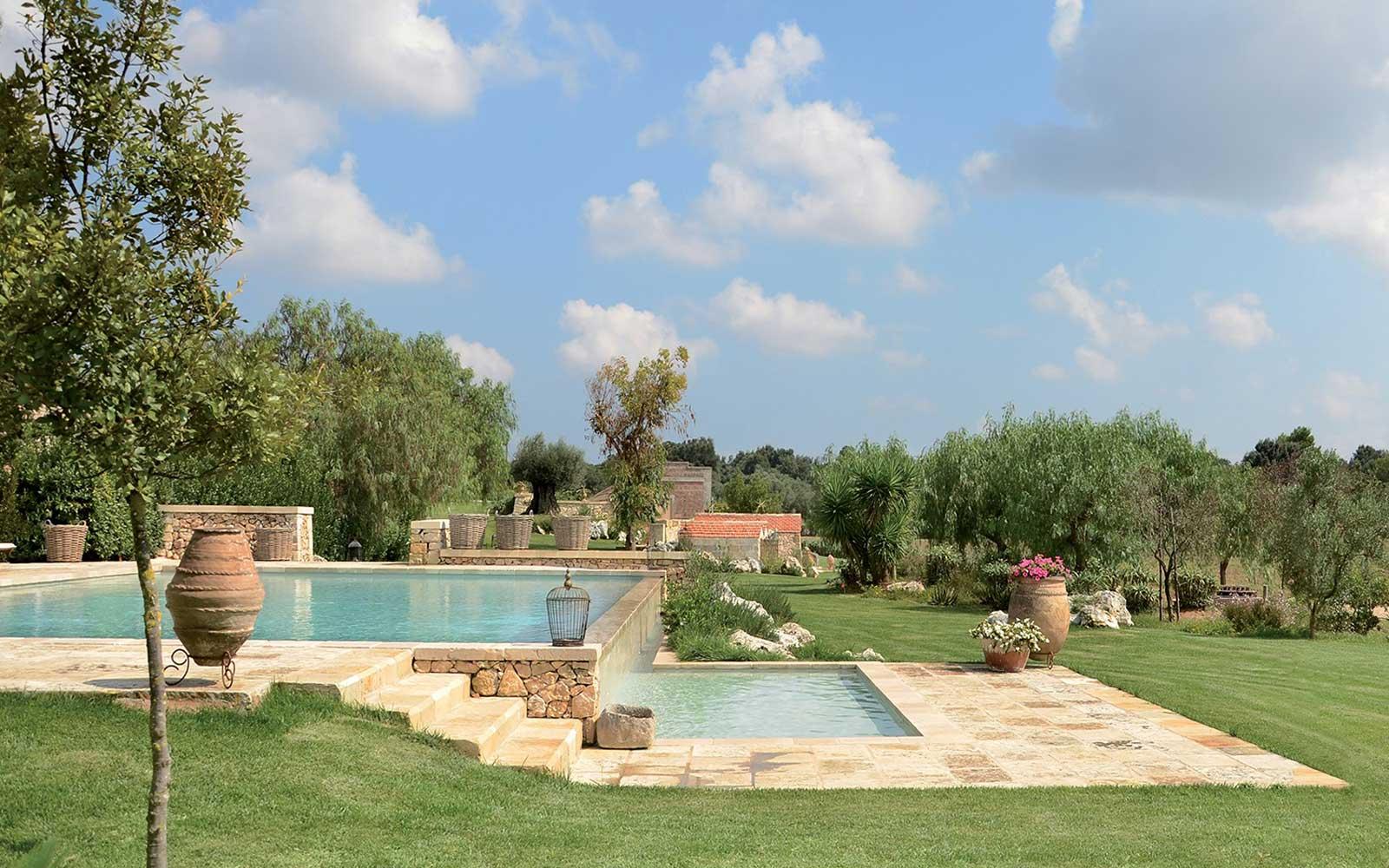 Pool at Naturalis Bio Resort & Spa