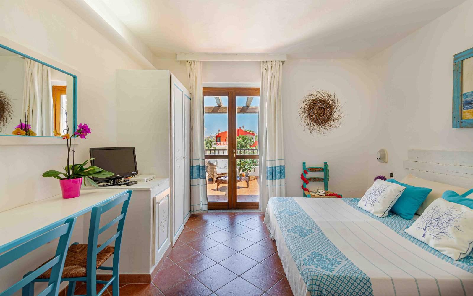 Hotel La funtana Pool Terrace Deluxe Room