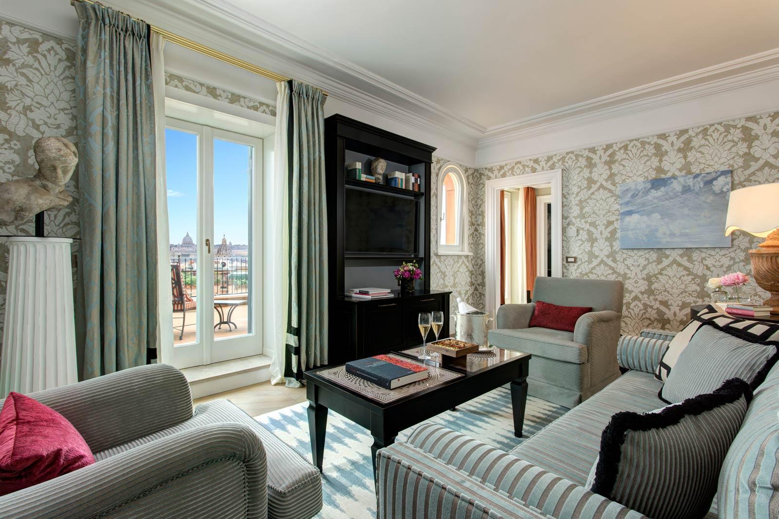 Hotel del la Ville Canova Suite