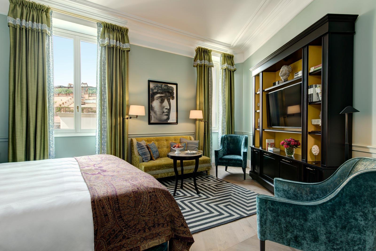 Hotel de la Ville Premium Room