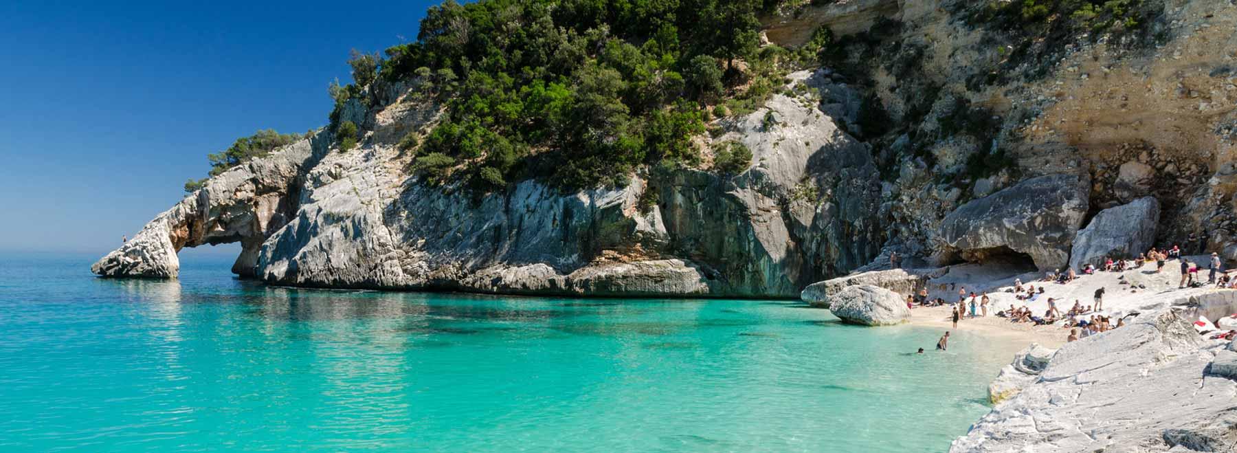 Cala Goloritze beach, Sardinia