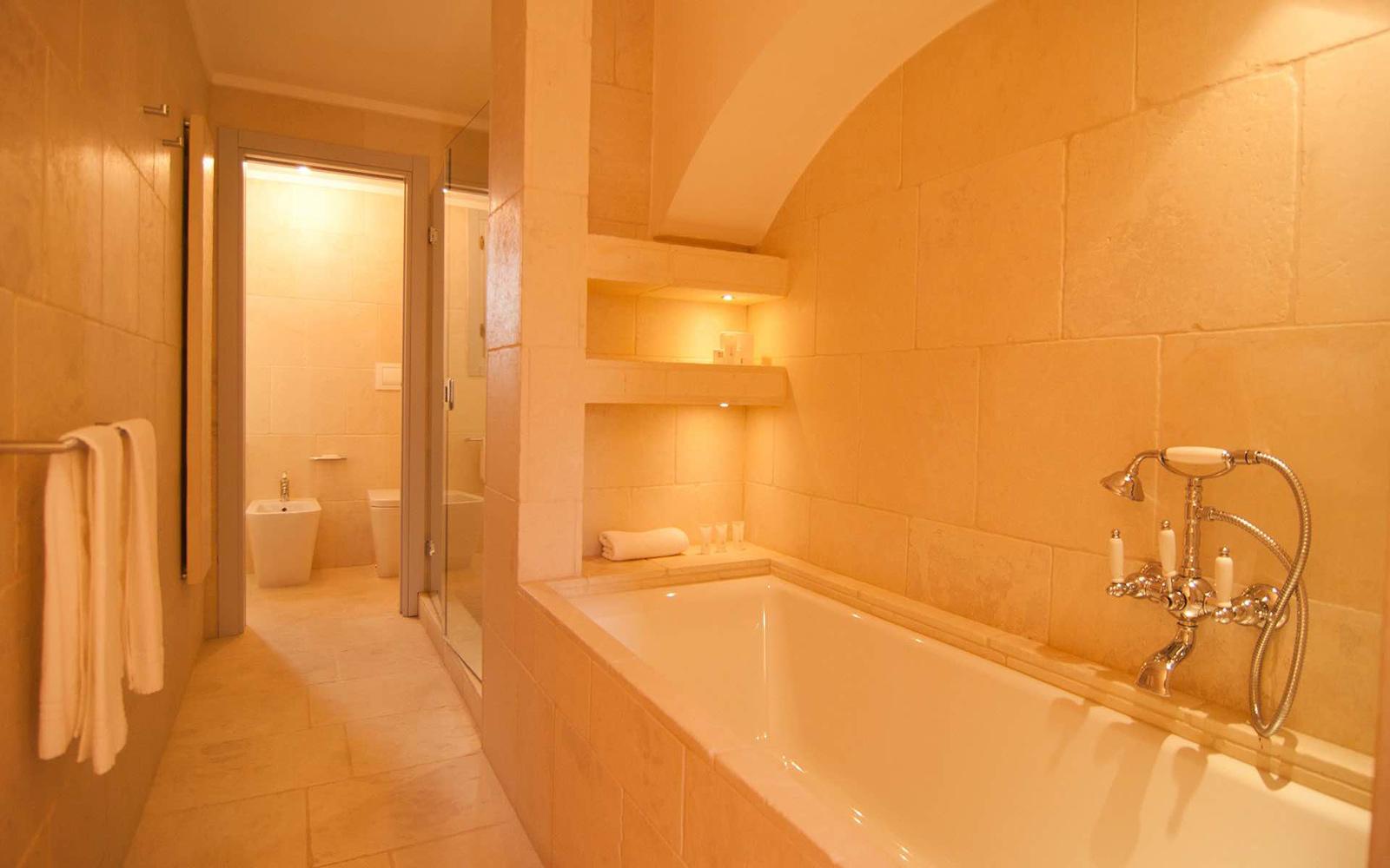 Corte Splendida - Bathroom