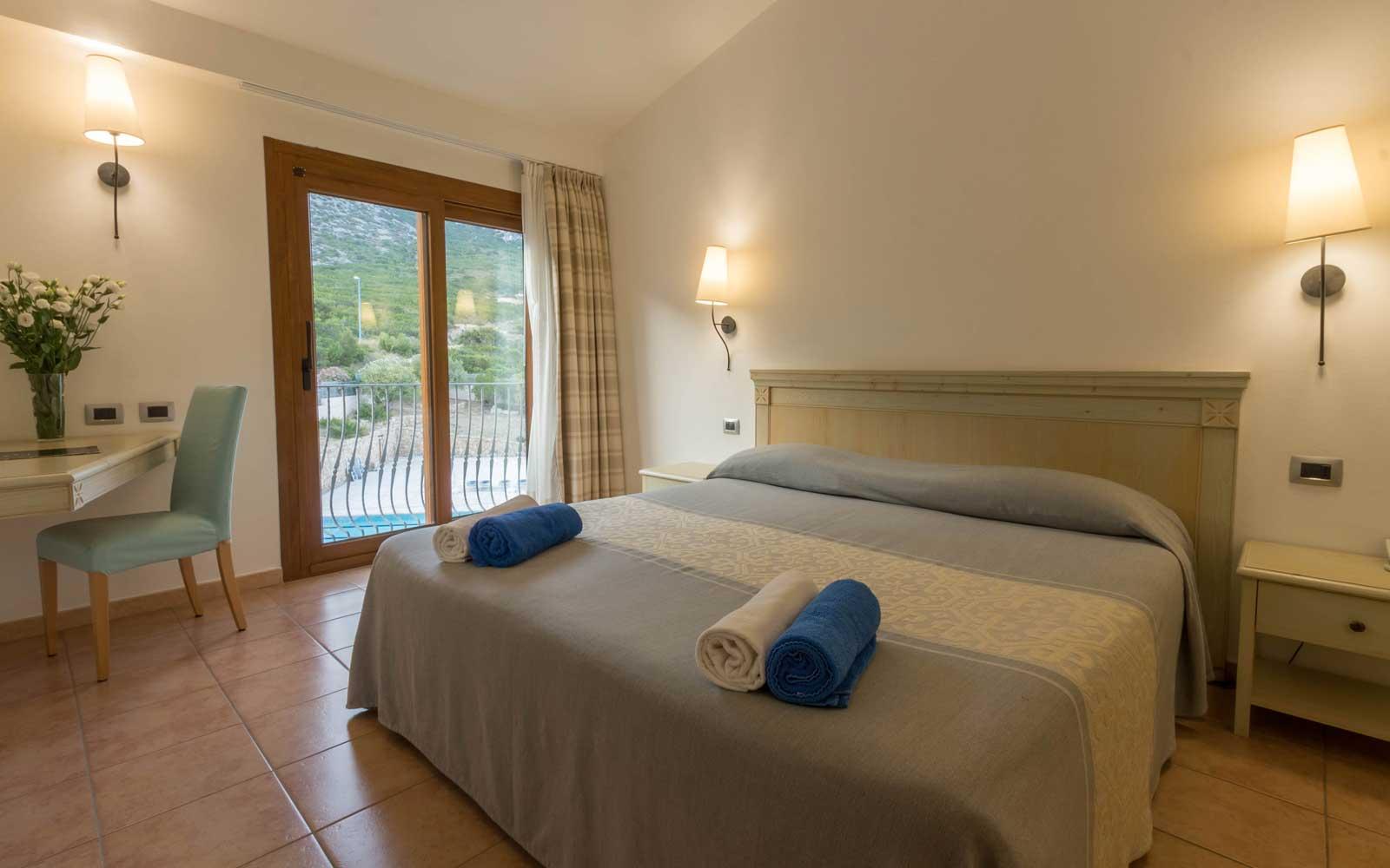 Superior Room at Hotel Brancamaria