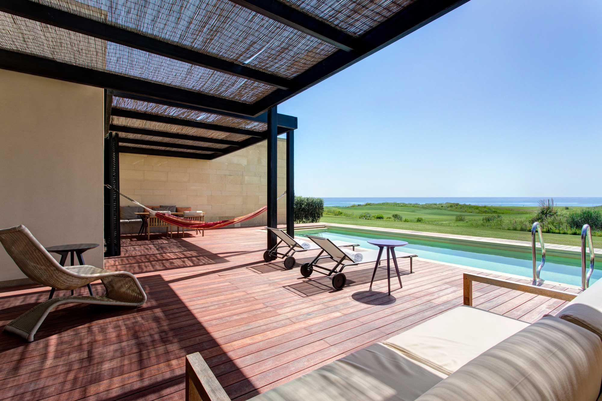 Swimming Pool at Villa Peonia
